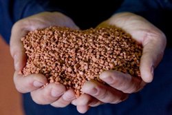 What is potash?